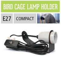 Светильник-Холдер Bird Ceramic Lamp Holder & Bracket E27